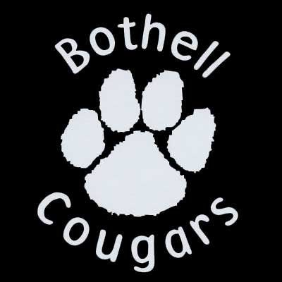 BHS cougar decal